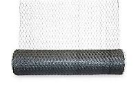 Grillage triple torsion Blooma maille 13 x 13 mm galva 10 x h.1 m
