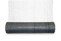 Grillage triple torsion Blooma maille 13 x 13 mm galva 5 x h.0,5 m