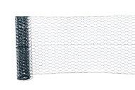 Grillage triple torsion Blooma maille 13 x 13 mm vert 10 x h.1 m