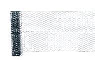 Grillage triple torsion Blooma maille 25 x 25 mm vert 10 x h.1 m