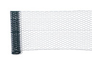 Grillage triple torsion Blooma maille 31 x 31 mm vert 50 x h.1 m