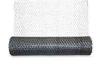 Grillage triple torsion Blooma maille 50 x 50 mm galva 10 x h.1 m