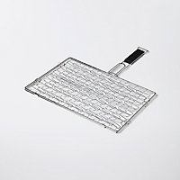 Grille de barbecue double Rockwell 40 x 28 cm