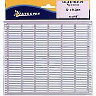 Grille de ventilation extra-plate 220x180 mm