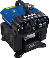 Groupe électrogène Hyundai HG1600I essence Inverter 1200W