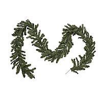 Guirlande Woodland pine, 9 pieds 274 cm