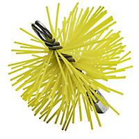 Hérisson de ramonage rond en nylon ø125 mm