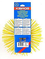 Hérisson de ramonage rond synthétique Kibros ø150 mm