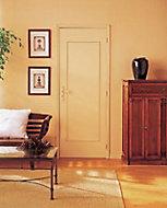 Habillage de porte en MDF 1 panneau à doucine