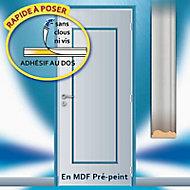Habillage de porte Skylab adhésif en MDF 1 panneau droit