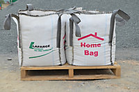 Home bag sable à maçonner 110 L