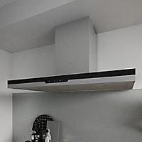 Hotte décorative Cooke & Lewis CLBHS90, 90 cm