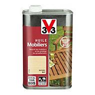 Huile Mobiliers V33 naturel mat 1L