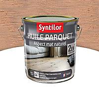 Huile parquet 2 en 1 Syntilor Chêne Vieilli 2,5L