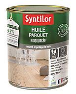 Huile parquet Syntilor biosourcé Nature Protect incolore 1L