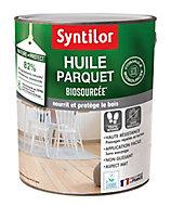 Huile parquet Syntilor biosourcé Nature Protect incolore 2,5L