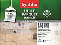 Huile Parquet Syntilor Nature Protect incolore 1L