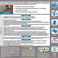 Huile parquets salle de bain V33 Expert incolore mat 0,75L