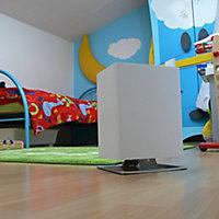 Humidificateur ultrasonique Anton blanc 25m²
