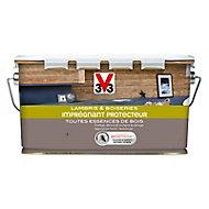 Imprégnant protecteur lambris et boiseries V33 incolore mat 2,5L