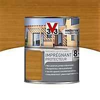 Imprégnant protecteur V33 Chêne clair 1L - 8 ans