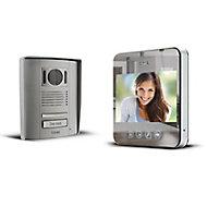 Interphone vidéo couleur miroir Extel Quattro2