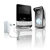 Interphone vidéo couleur Somfy V100+