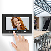 Interphone vidéo sans fil Extel Wave