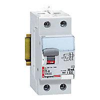 Interrupteur différentiel 30mA 25A type AC Legrand