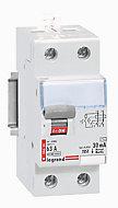 Interrupteur différentiel 30mA 63A type AC Legrand