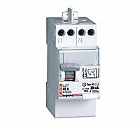 Interrupteur différentiel 40A 30mA type AC sortie haut Legrand