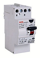 Interrupteur differentiel 30mA 40A type AC AEG