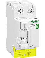 Interrupteur differentiel 30MA 63A Type A Schneider electric