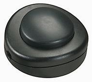 Interrupteur à pied Legrand noir