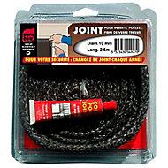 Joint en fibres de verre pour foyers et inserts ø10 mm