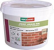 Joint plaquettes de parement Parexlanko grain fin ton pierre 15kg