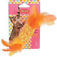 Jouet pour chat bonbon coloré