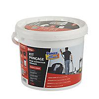 Kit complet de ponçage pour aspirateur ménager