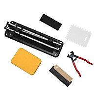 Kit coupe-carreaux 33cm + 5 outils