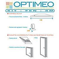 Kit de calfeutrage universel fenêtre pour climatiseur mobile Optiméo