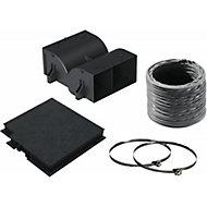 Kit de recyclage pour hotte décorative Bosch DWZ0DX0U0