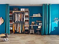 Kit dressing Sonoma décor chêne clair l. 180 x P.40 x H. 200 cm