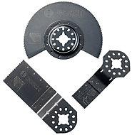 Kit outil oscillatoire PIRANHA 3 accessoires