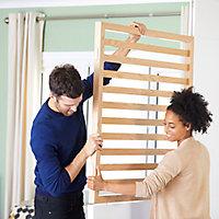 Kit remplissage haut Alara blanc 18 x 108 cm