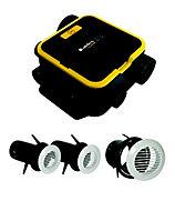 Kit VMC simple flux automatique EasyHome compact