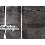Lambris PVC Béton Gris fonce (vendu à la botte)