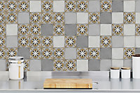 Lambris PVC Element 3d Faro 260 x 37,5 cm (vendu au paquet)