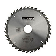 Lame de scie circulaire Bois Erbauer Ø180 x30/20/16 coupe moyenne 36 dents