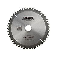 Lame de scie circulaire pour le bois Fine Erbauer ø165x20/16 mm