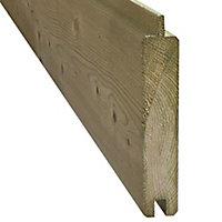 Lame épicéa L.210 x l.14,5 cm, ép.27 mm